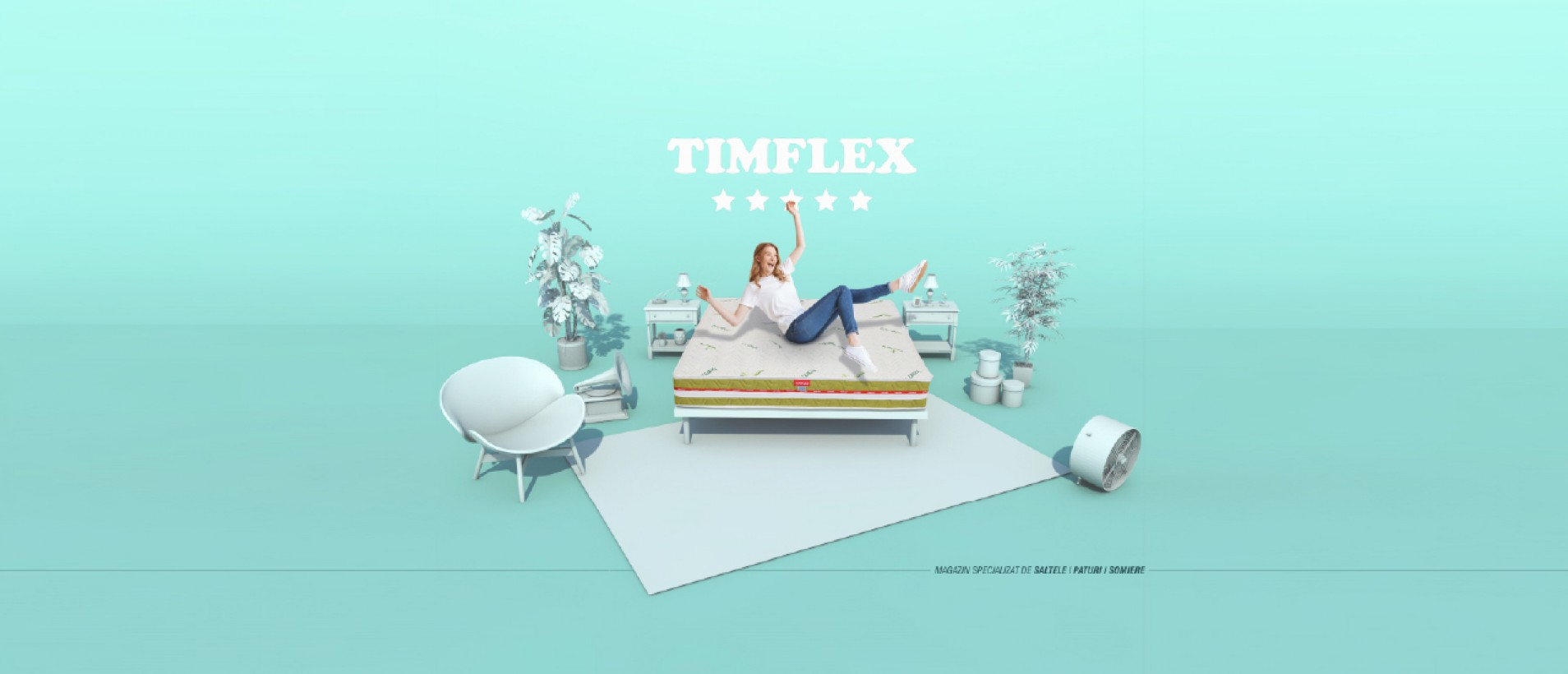 Timflex - producator, paturi, saltele, somiere